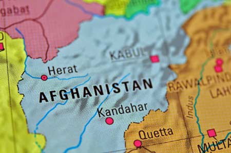 map afghanistan 1